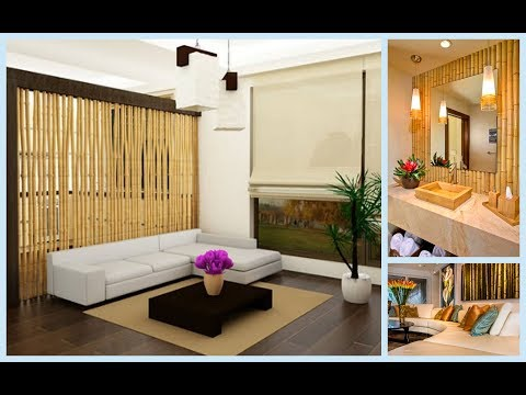 Unbelievable Bamboo Interior Decor Ideas, You will Fall in Love with- Plan n Design