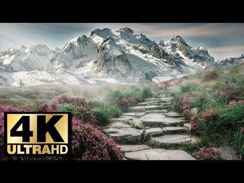 Beautiful Landscapes 4K UltraHD Slideshow 2018
