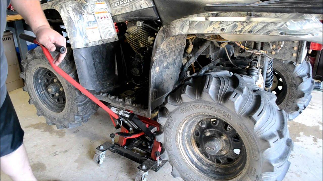 110cc Atv Engine Parts Diagram Atv Repair Quot Part 1 Quot 2007 2012 Yamaha Big Bear 400 Irs