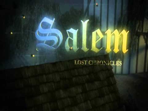 Lost Chronicles - Salem  (Hidden Object Game)(Pc game trailer)