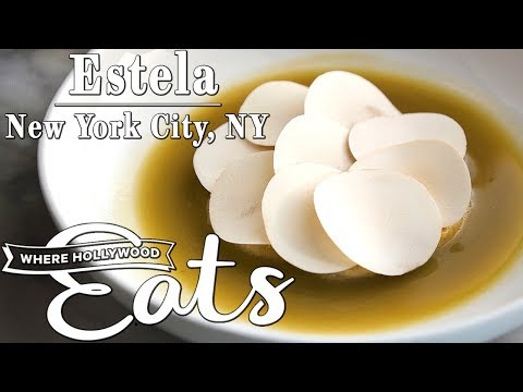 NY's Estela: Nobody Cares Who You Are...Unless You're Obama   Where Hollywood Eats   THR