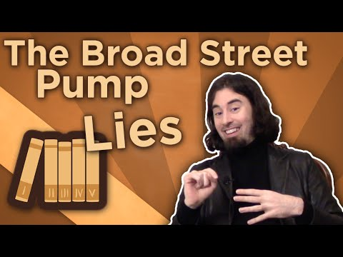 England: The Broad Street Pump - Lies - Extra History