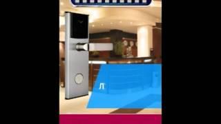 видео Электронные замки для гостиниц, отелей