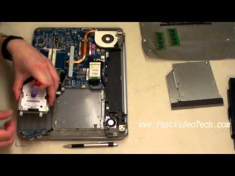 Sony Vaio Hard Drive Replacement