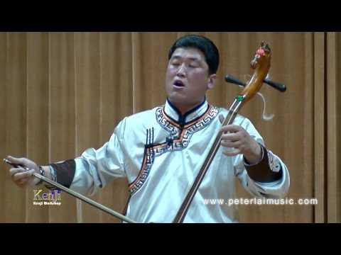 Mongolian Incredible Throat Singing 呼麦 - HD