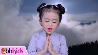 Lạy Phật Quan Âm - Bé Tú Anh 4 Tuổi [Official MV]