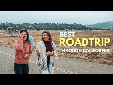California Road Trip through Big Sur 🚗