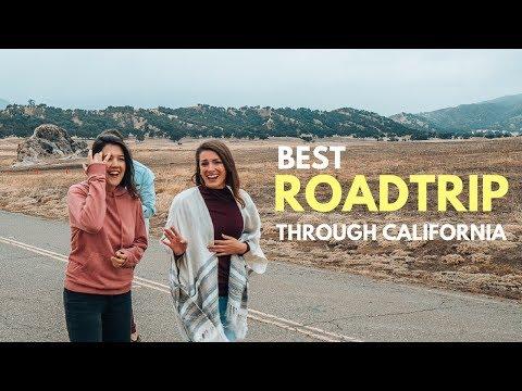 California Road Trip through Big Sur 🚗