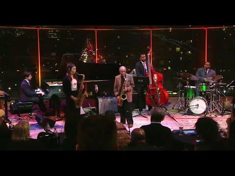 Jimmy Heath and Melissa Aldana Performing at the 2014 NEA Jazz Masters Award Ceremony & Concert