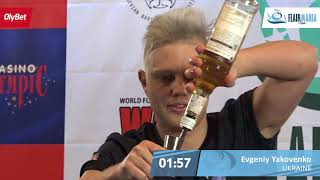 Evgeniy Yakovenko OlyBet Flair Mania 2018