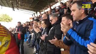 Almería arropa a 'Las Leonas' y llena las gradas en su partido internacional de rugby contra Escocia