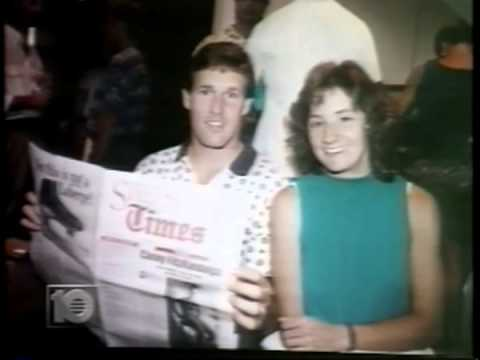 1994 Speed Skating Times News Report on WPLG-TV Miami