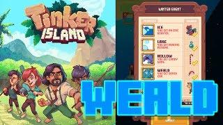 Tinker Island | WEALD Winter Island Event