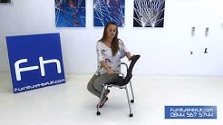 Herman Miller Caper Chair Demo - Furniture Hire UK