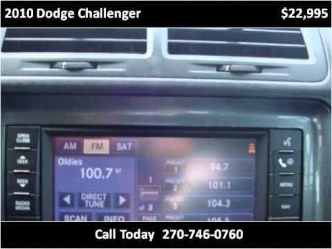 2010 dodge challenger used cars bowling green ky youtube. Black Bedroom Furniture Sets. Home Design Ideas