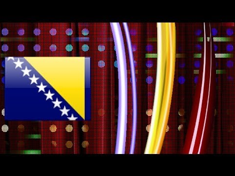 "BOSNIA & HERZEGOVINA 2011 | Karaoke version | Dino Merlin - ""Love In Rewind"""