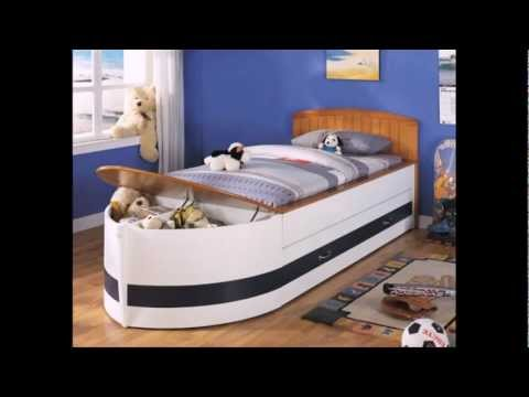 Cool & Funky Beds for your kids