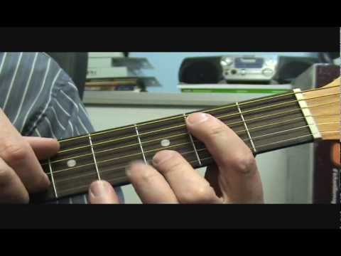 How To Play Fall Down By Willi Guitar Lesson Tab Tutorial Youtube