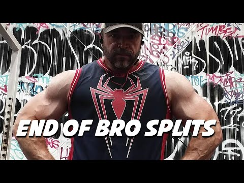 Can You Build Muscle With a BRO SPLIT? (Low Frequency Training)