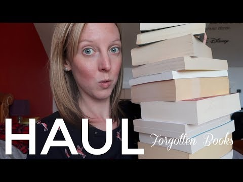 The Ones I Forgot About... ǀǀ BOOK HAUL