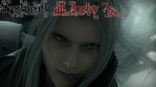 Final Fantasy VII-Rebirth Complete Mod- Sephiroth vs Ruby Weapon (ALL Lucky 7s) 00:04