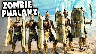 Ancient ZOMBIE PHALANX Horde INVADES our SECRET FORTRESS! (Strange Brigade Gameplay)