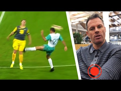 Carragher responds to Joe Weller! | Snapchat Takeover