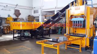 Fly Ash Plant Setup & Installation Video | Himat Machine Tools