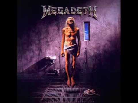 Megadeth  sweating bullets ( Remastered Album ) HD