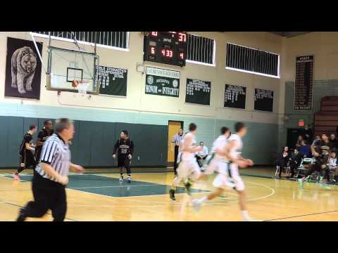 East Brunswick vs South Brunswick, JV