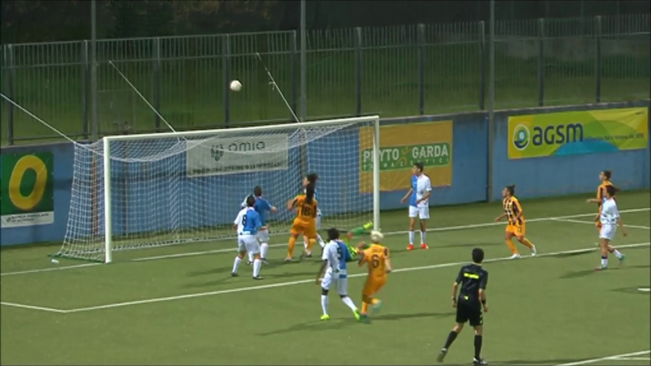 Highlights Agsm Verona Vs. Fimauto Valpolicella