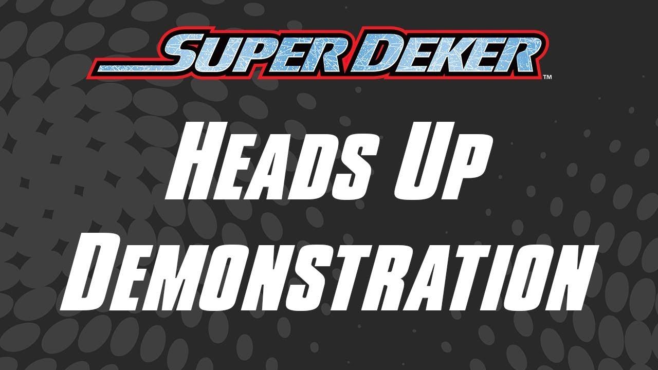 SuperDeker – Advanced Hockey Training System