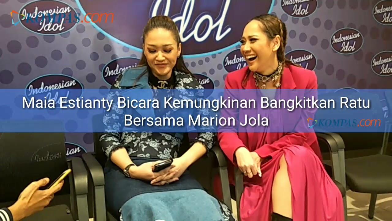 Maia Estianty Bicara Kemungkinan Bangkitkan Duo Ratu Bersama Marion Jola #1