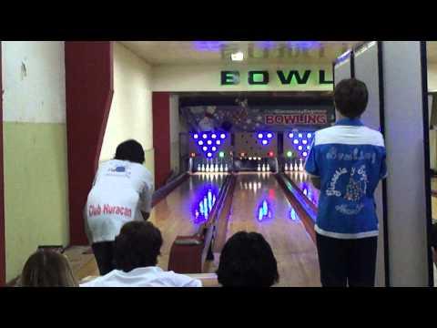 Bowling - Argentina Necochea selectivo juv 2011