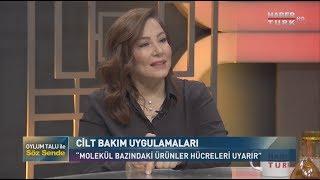 Söz Sende Sağlık - 15 Aralık 2018 (Eczacı Mehtap Özcan)