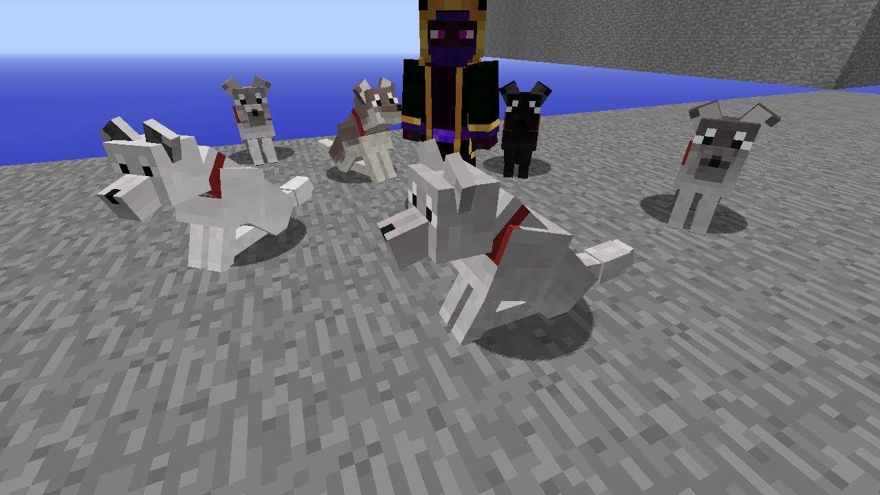 Enhanced Mobs Resource Pack (Optifine Required) Minecraft