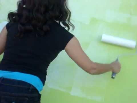 Girly Me Glitter Wall Paint