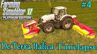 FS17 Timelapse, De Terra Italica #4: Mowing!