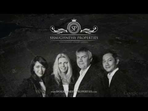 Luxury properties in Shaughnessy Area Vancouver