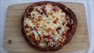 Ramazan Pidesinden Pizza Tarifi   Ramazan Tarifleri-7