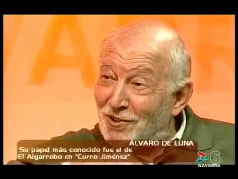 CARA A CARA ÁLVARO DE LUNA- CURRO JIMÉNEZ - 6 MAYO 2010- CANAL 6 NAVARRA