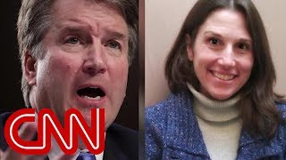 Lawyer for second Kavanaugh accuser speaks out