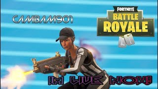 FORTNITE (USE CODE CAMBAM901-YT IN THE ITEM SHOP) GIVEAWAYT 200 SUBS