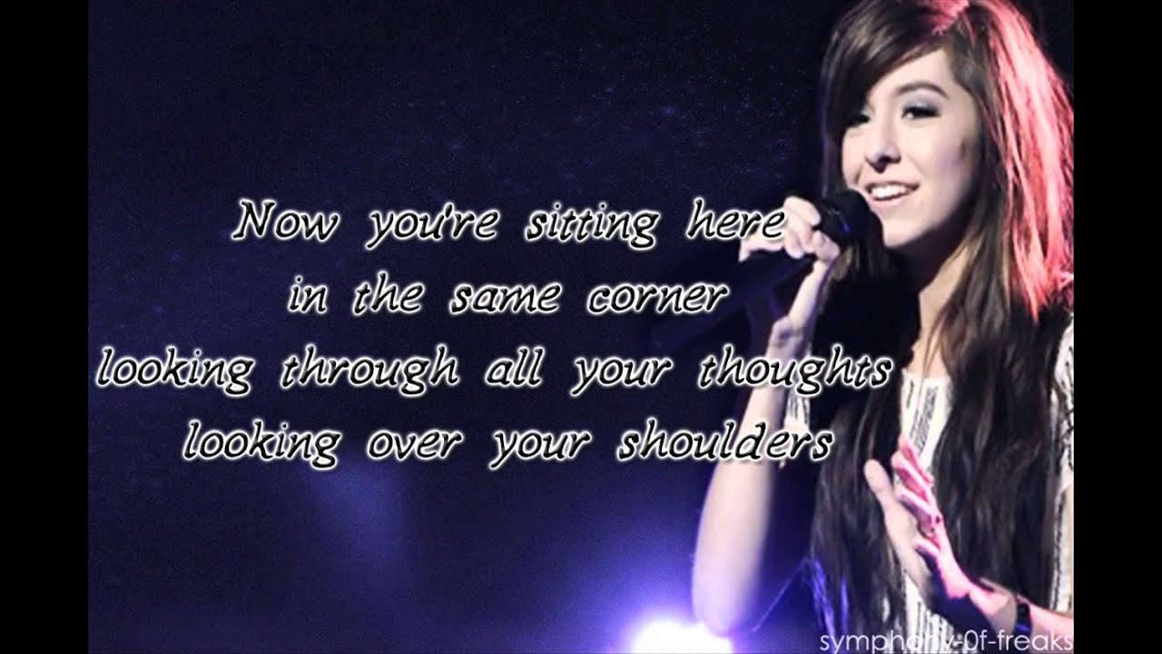 How to Love - Christina Grimmie lyrics