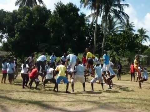Projeto de Voluntariado Beira - Moçambique 2012 - SOPRO