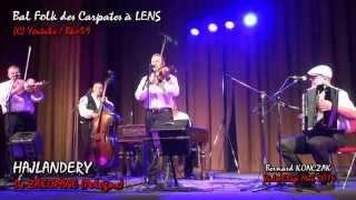 Bal folk des Carpathes HAJLANDERY à LENS (2)