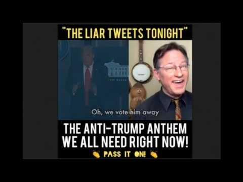 Youtube The Liar Tweets Tonight