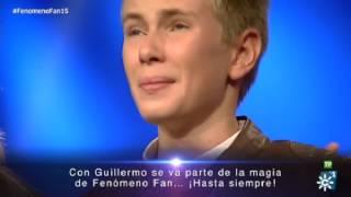 Fenómeno Fan (T2) | Lágrimas para despedir a Guillermo