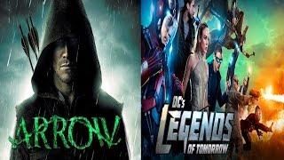 Como ver ha Arrow y Legends of Tomorrow (Series completas)
