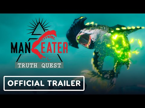 Дополнение Truth Quest стало доступно для Maneater, игра есть в Game Pass